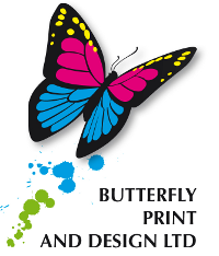 Butterfly Design & Print